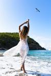 beach dress rosie
